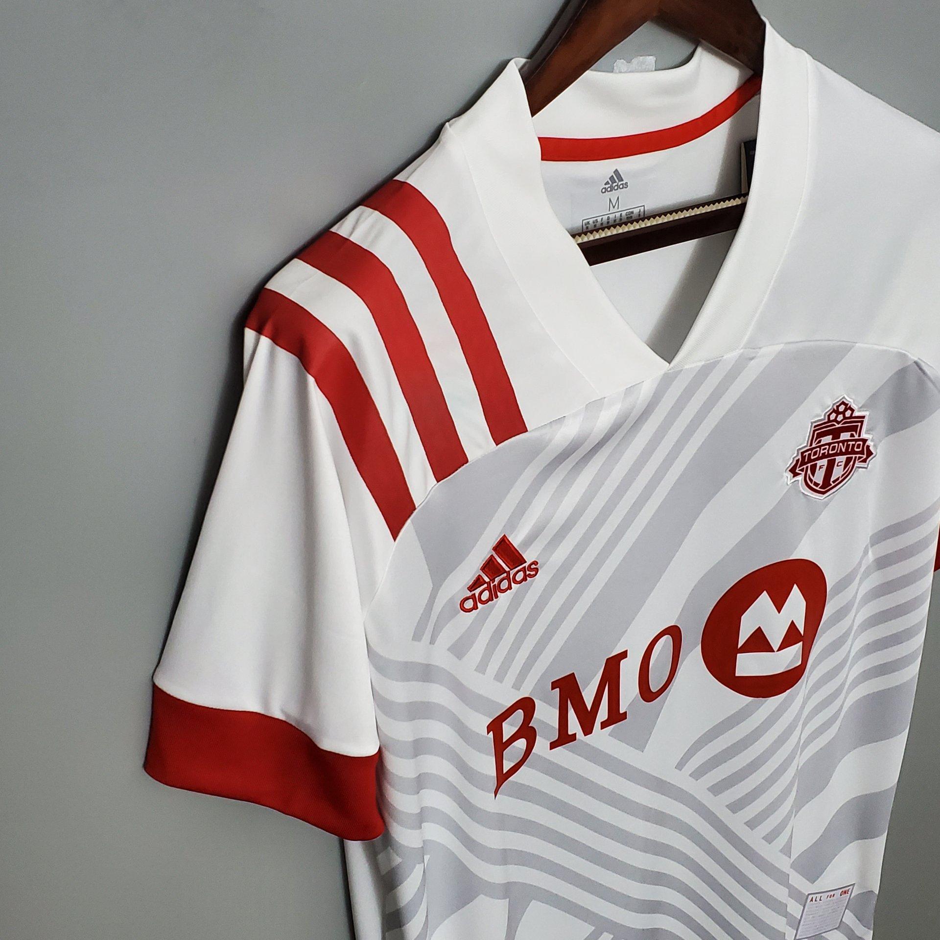 Toronto FC away 20/21 - JerseyAve - Marketplace