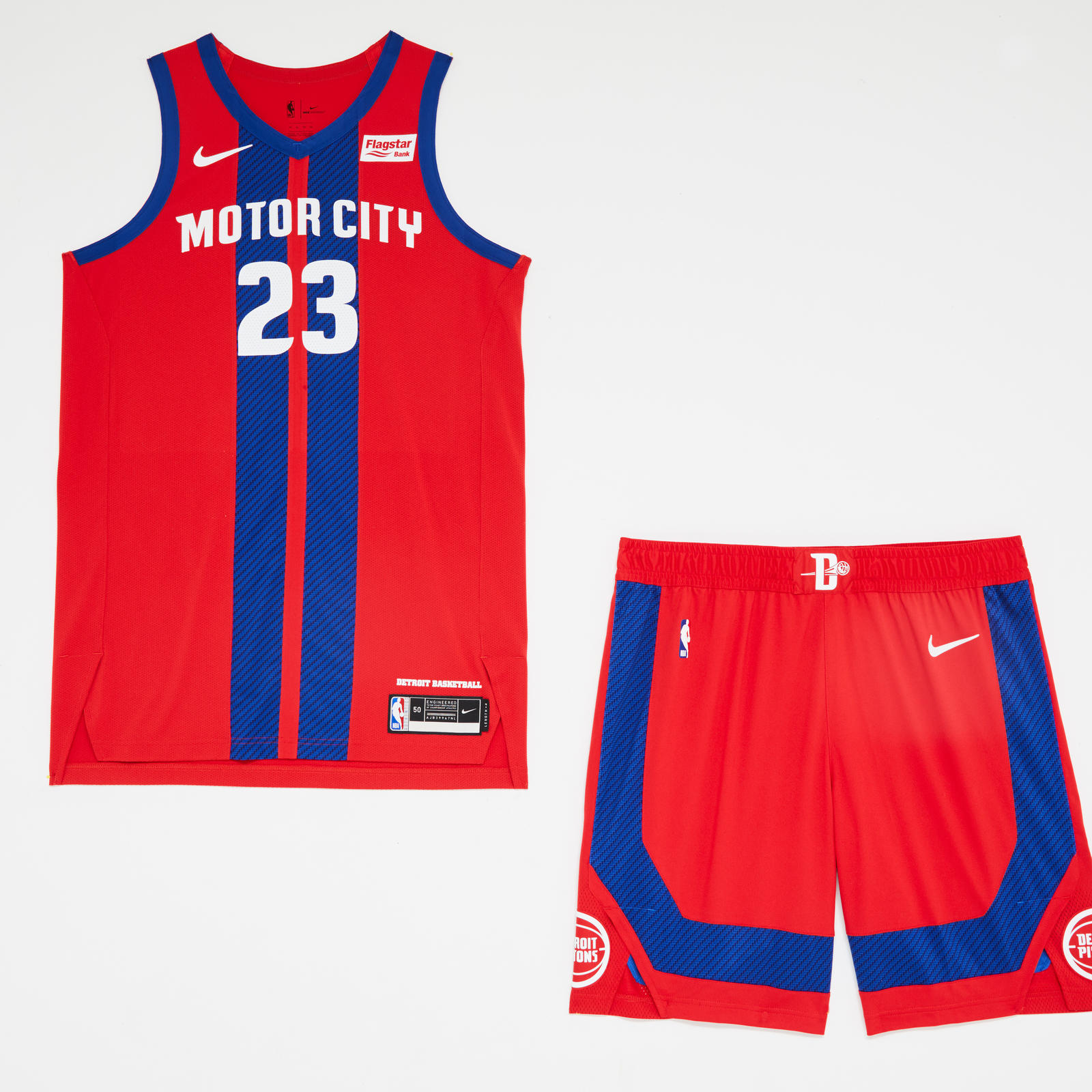 Detroit Pistons City Edition