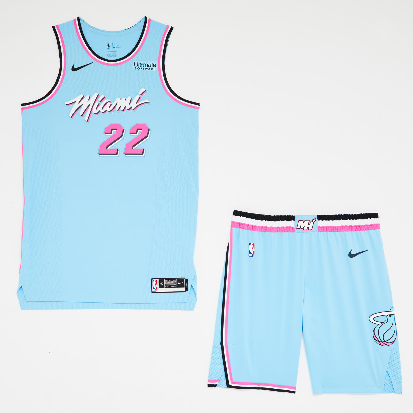 Miami Heat Vice City Edition