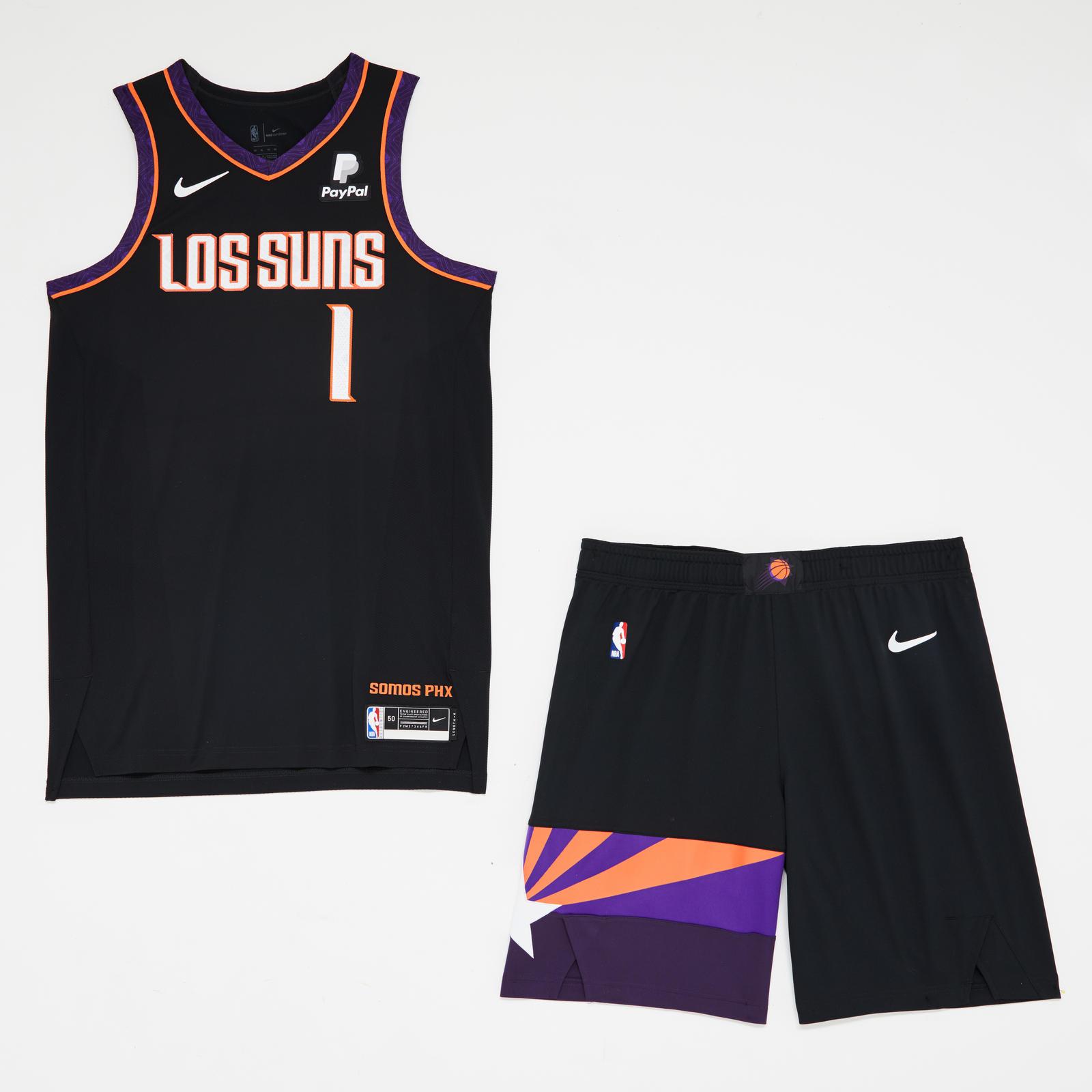 Phoenix Suns City Edition