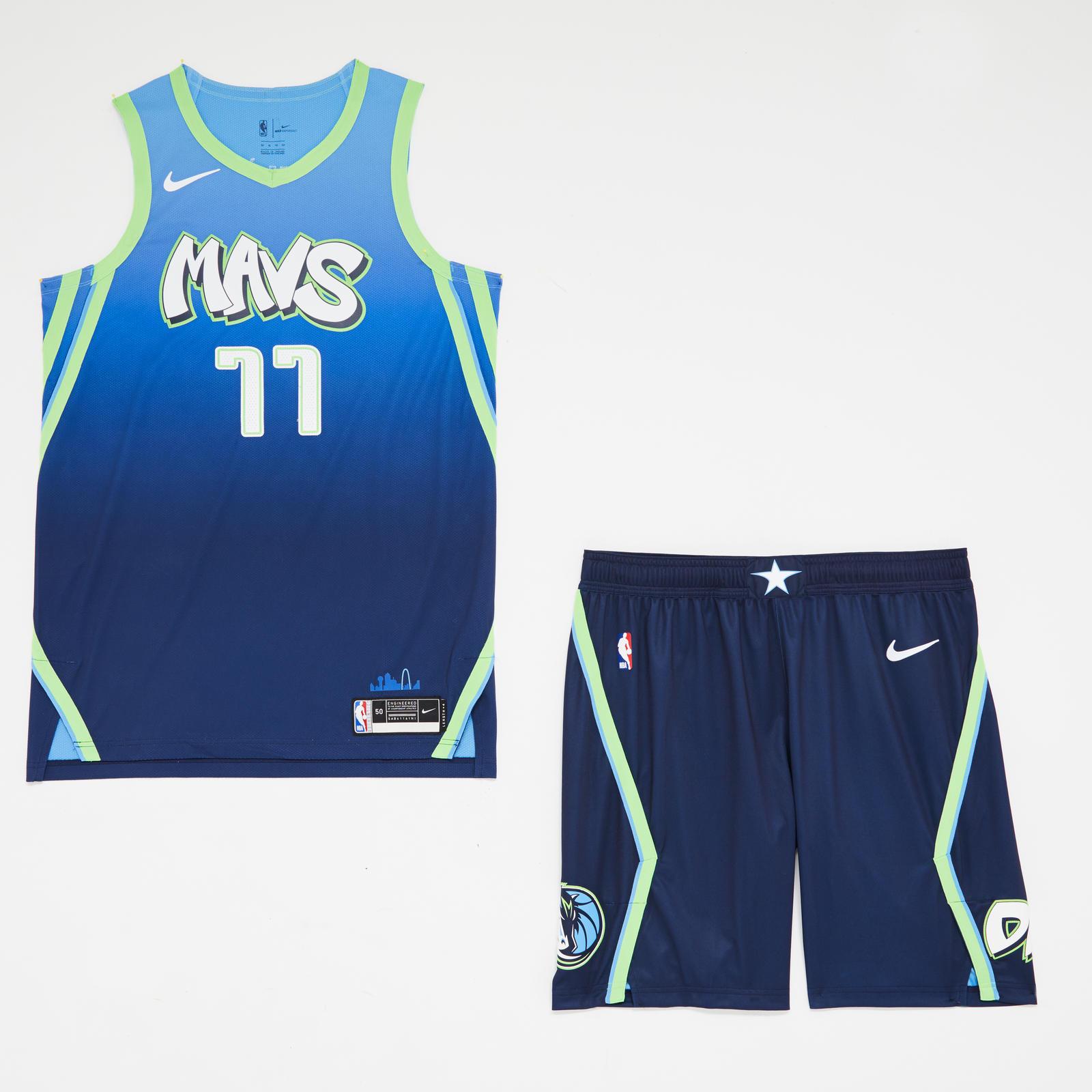 Dallas Mavericks City Edition