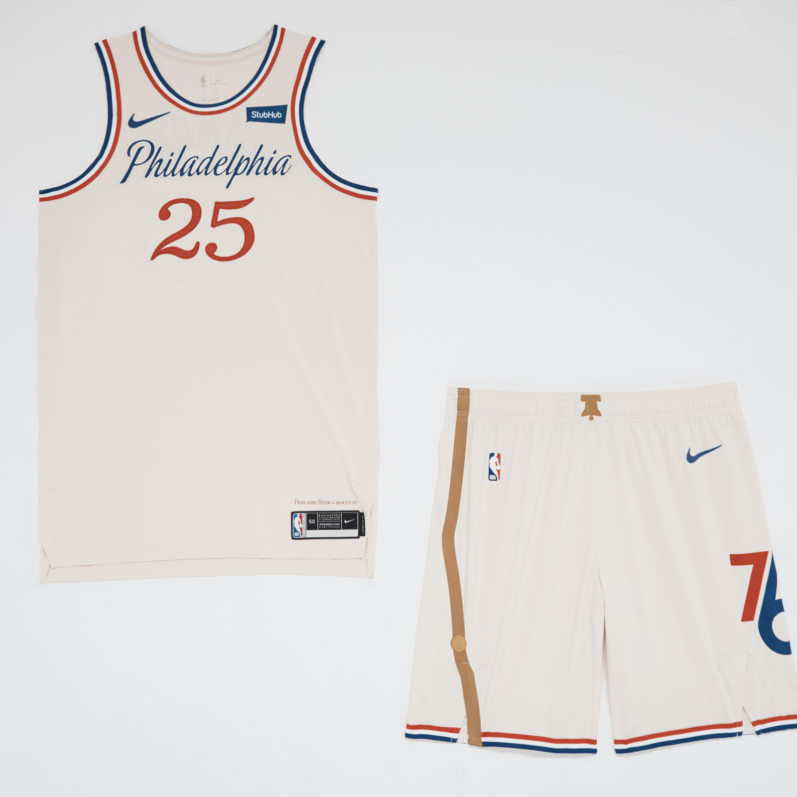 Philadelphia 76ers City Edition