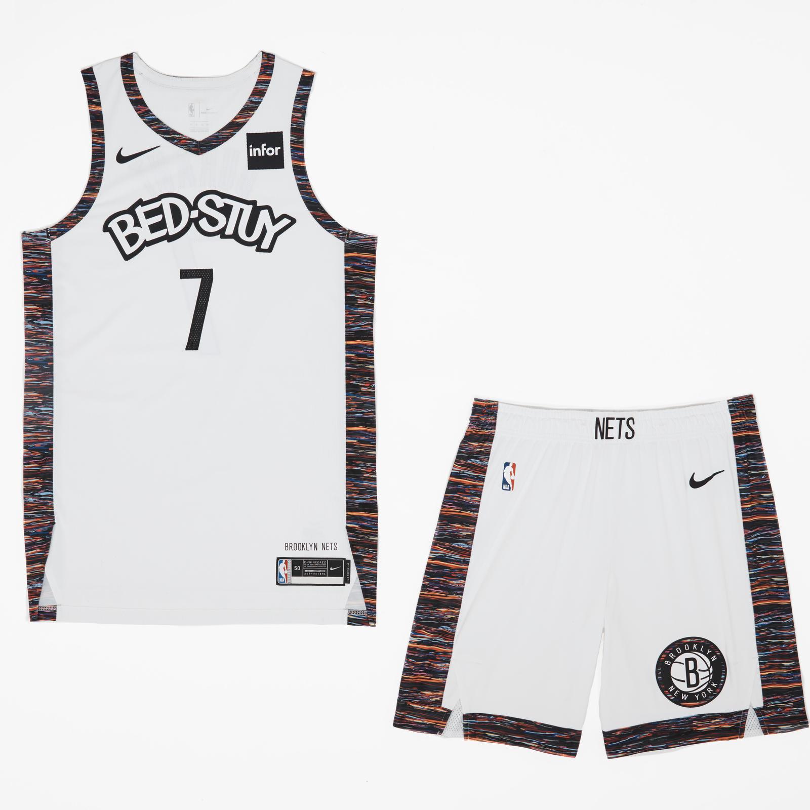 Brooklyn Nets Bed Stuy City Edition