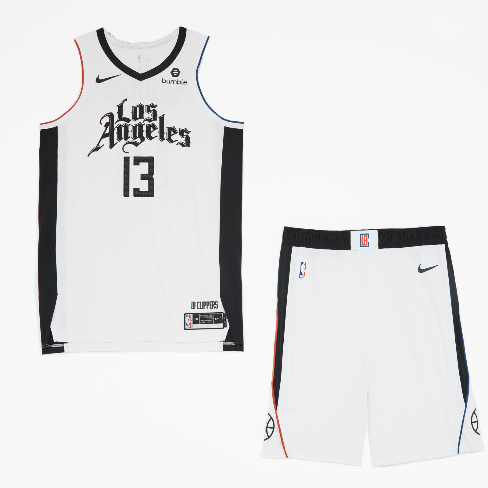 Los Angeles Clippers City Edition