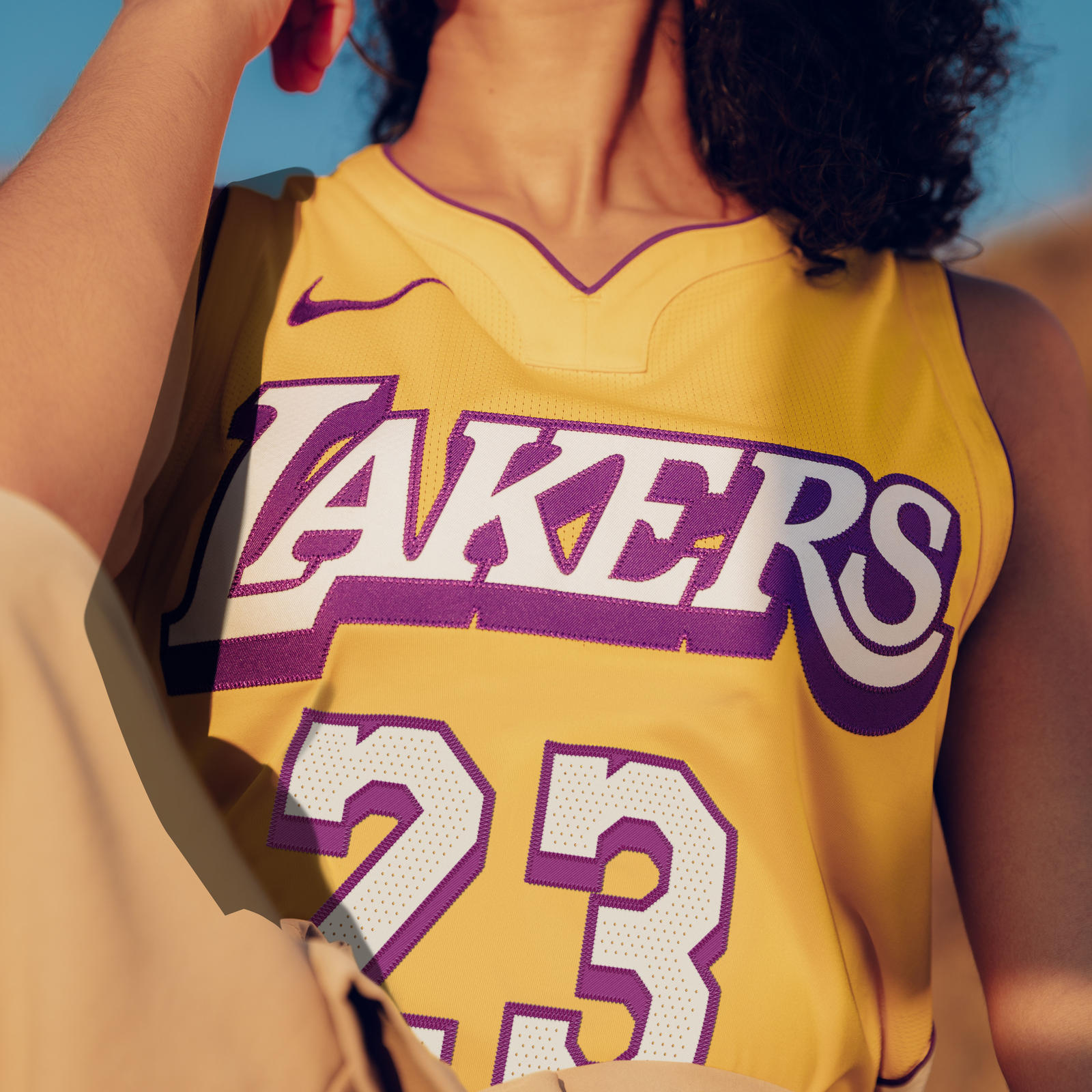 Los Angeles Lakers City Edition