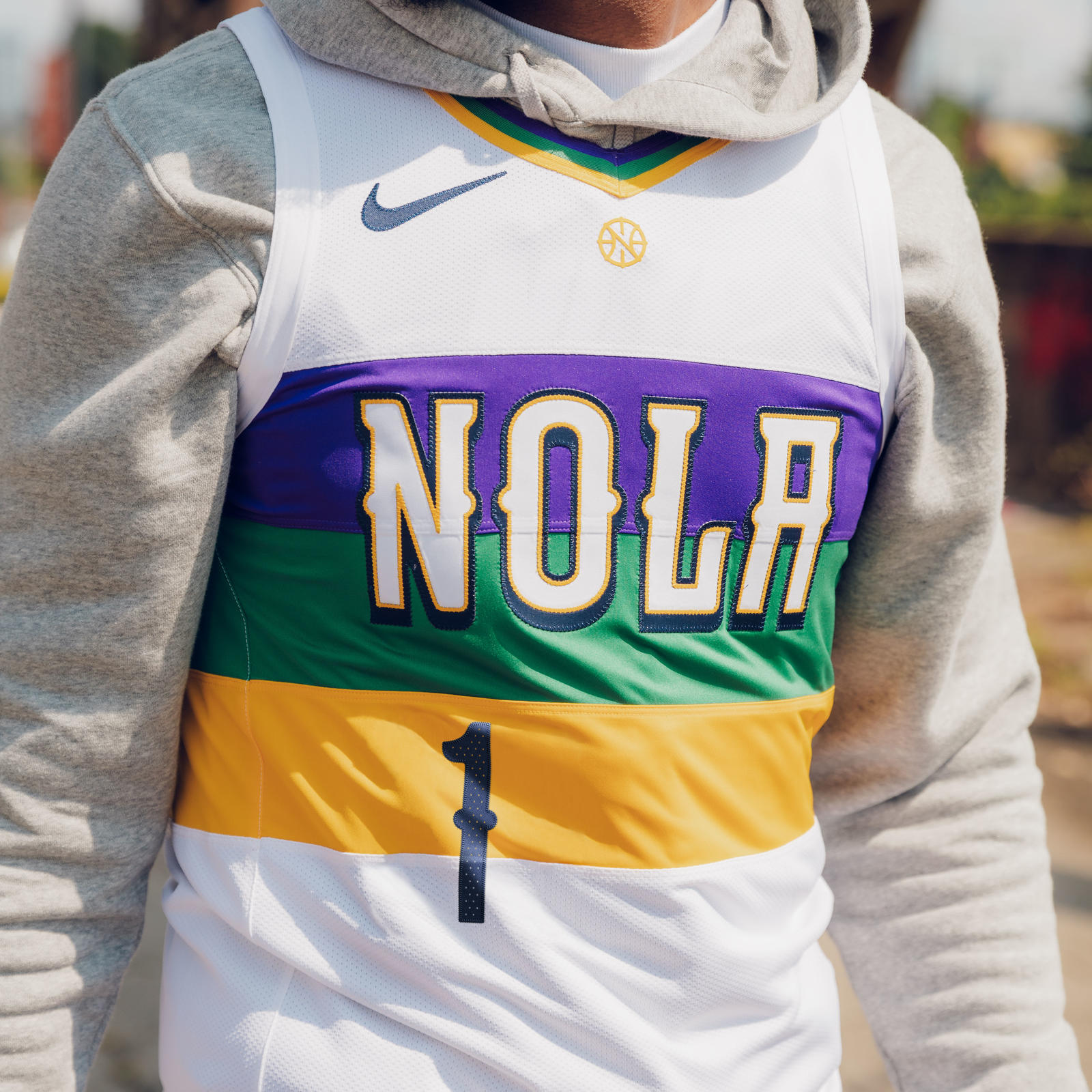 New Orleans PELICANS City Edition