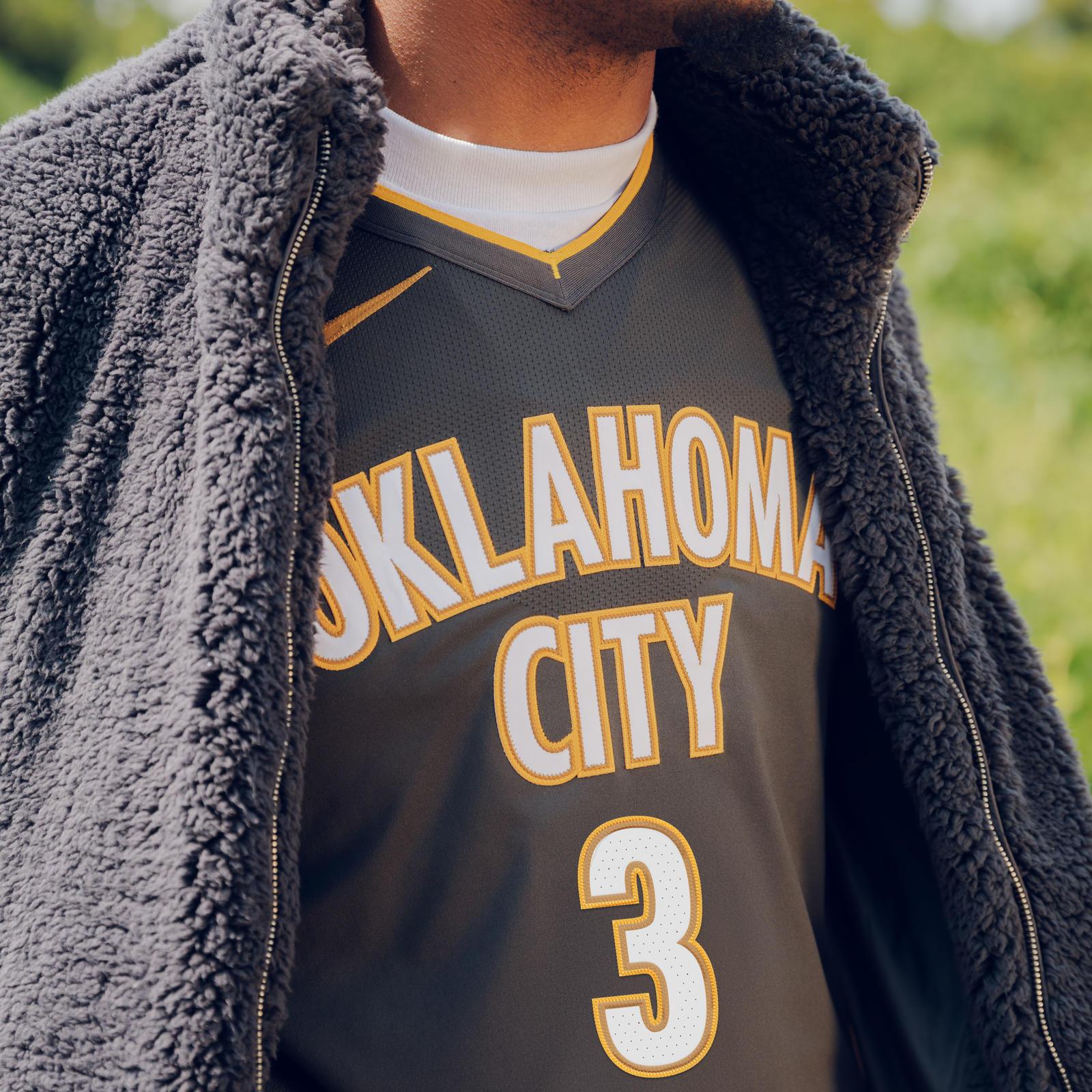 Oklahoma City Thunder City Edition