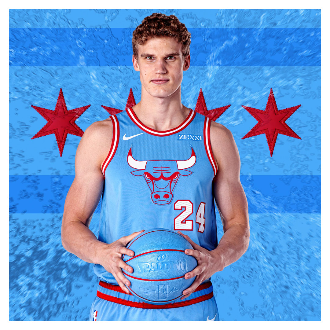 Chicago Bulls City Edition