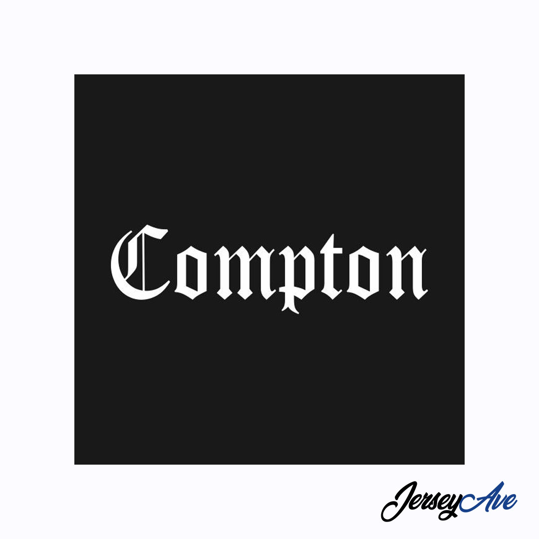 Los Angeles Clippers City Edition Compton