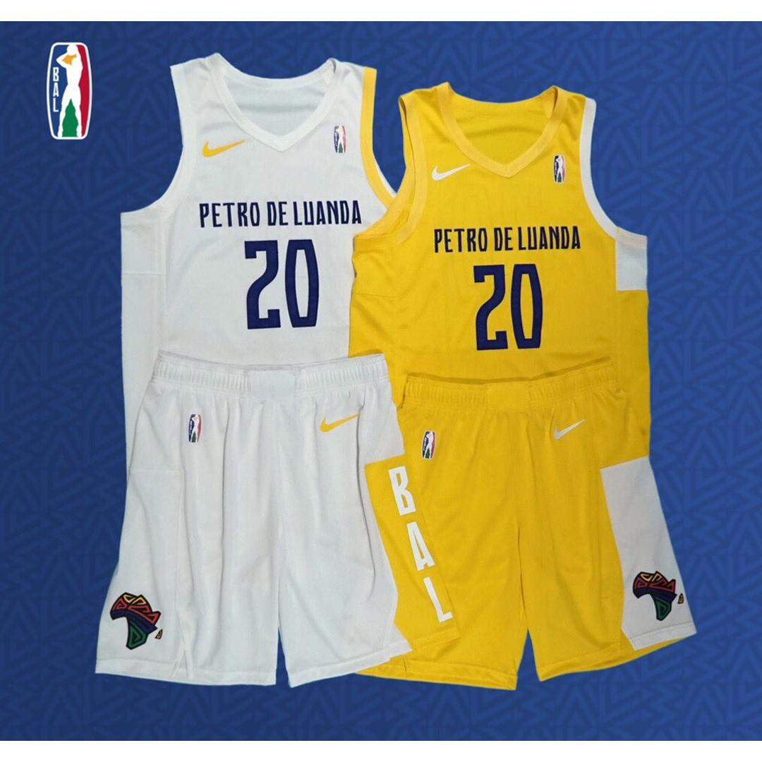 Basketball Africa League - New jersey