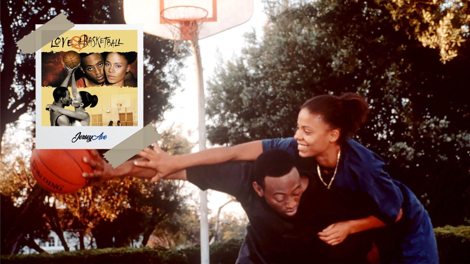 JerseyAve - Movies to Watch During Quarantine - Love & Basketball